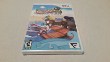 Off Shore Tycoon (Nintendo Wii) SEALED