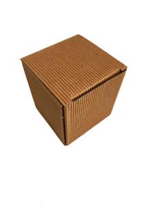 Geschenkkarton Faltschachtel Geschenkbox Karton 7x7x7cm Würfel (10 Stück)