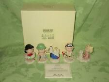 Lenox ~ Peanuts Beach Party ~ #854616 ~ Snoopy, Charlie, Lucy, Linus and Sally