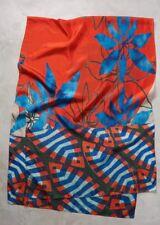 NEW $295 Anthropologie Maliparmi Pesce Silk Scarf