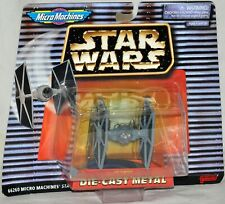Star Wars Micro Machines Die Cast Imperial Tie Fighter MOC 66260 galoob 1996