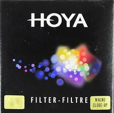Hoya 49mm Macro Close Up +10 Filter for Macro Photography - Brand New UK Stock