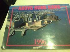 Calendario 1996 Hong Kong última entrega de China histórico