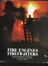 Fire Engines Firefighters by Paul C. Ditzel