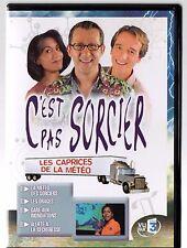 """DVD *C'est pas Sorcier* """"Les Caprices de la Météo"""" - (Occasion Comme Neuf)"""