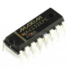 10PCS MAX232EPE MAX232 DIP-16 MAXIM CHIP IC