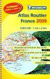 Atlas France Routier Compact 2009 - 2008 - relié