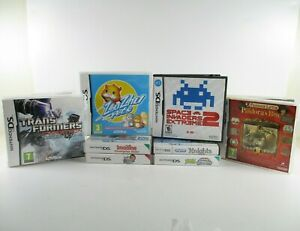 Nintendo DS Games Pick Your Own Bundle Free UK Postage