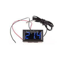 -50 ~ 110℃ Digital LED Thermometer DC 12V Car Temperature Monitor Panel Meter 1X