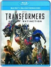 Transformers Blu-ray: B (Europe, AU, NZ, Africa...) Sci-Fi DVDs & Blu-rays