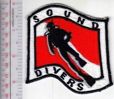 SCUBA Diving USA Sound Divers Founded in 1994 Bellingham, Washington 3.25 x 3.25