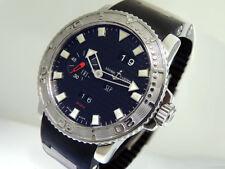 Ulysse Nardin Maxi Marine Aqua Perpetual 333-55/92 42.7mm Rubber $29,800 LNIB