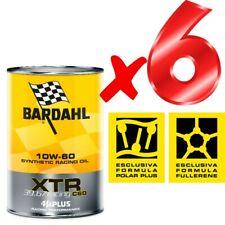 Olio Motore Auto-Bardahl XTR 39.67 Racing c60 10W-60 - Super Offerta 6 litri
