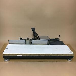 Freud EB100 Edge Bander Banding Machine
