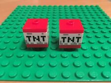 LEGO MINECRAFT TNT BOMBS FROM SET 21113