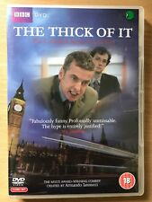 Peter Capaldi Chris langham THE THICK OF IT ~ Series 1 ~ British Comedy UK DVD