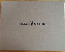 SIGNED Lucas Foglia HUMAN NATURE First Printing AS NEW