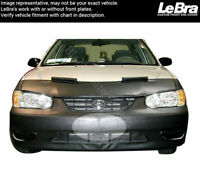 LeBra Front End Mask-551588-01 fits Chrysler Pacifica 2017 2018 2019