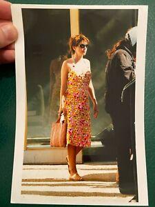 """Press Photograph 8""""x6"""" Sadie Frost, Actress"""