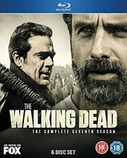The Walking Dead Season 7 [Blu-ray] [2017]