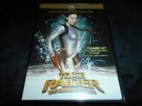 Tomb Raider - The Cradle of Life *LIKE NEW/SHIPS FREE!* (Collectors Edition/DVD)