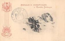 3454) PATTUGLIA DI COMBATTIMENTO DEL 7 ALPINI SUL MONTE ANTELAO (CADORE BELLUNO)
