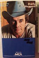 Merle Haggard Cassette Tape
