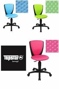 Topstar Kinder-Drehstuhl High S`Cool 3 Junior, ergonomisch, verschiedene Farben