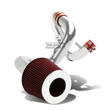 Fit 04-06 Scion Xa/Xb I4 1.5 1Nz-Fe Aluminum Cold Air Intake Induction Kit Red