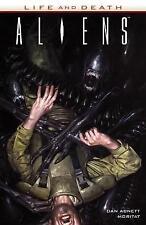 Aliens: Life and Death, Dan Abnett, Justin Norman, Rain Beredo, Very Good Book