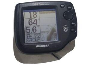 Humminbird Matrix 17 Fishing System Fishfinder Sonar Head Unit **WARRANTY**