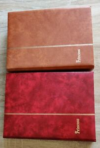 Finland collection in two stock albums