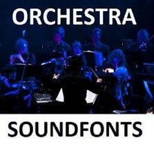 Orchestra Soundfonts Trap .sf2 Brass Horns Orchestral Strings Fl Studio Reason