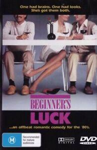 Beginner's Luck DVD Brand New & Sealed
