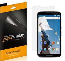 3X Supershieldz Anti Glare (Matte) Screen Protector For Motorola Google Nexus 6