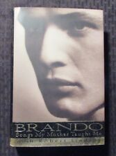 1994 BRANDO Songs My Mother Taught Me HC/DJ VF+/FVF 1st Random House