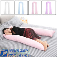 Full Body Pregnancy Pillow U Shaped Maternity Support Cushion for Nursing Women