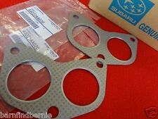 2 Exhaust Manifold Gaskets Subaru BRZ Impreza Forester Outback Legacy 90-18 OEM