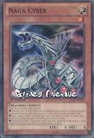 Yu-Gi-Oh ! Carte Naga Cyber  SDCR-FR006 - Commune 1ère Edition