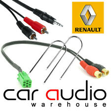 T1 Audio Renault Espace 2005 - 2011 Car Stereo MP3 iPod iPhone Aux Input Adaptor