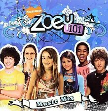 Zoey 101 Music Mix by Various Artists (CD, Mar-2006, Nick Records)