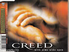 CREED With Arms Wide Open CD Single