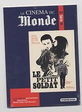 NEUF DVD LE PETIT SOLDAT JEAN LUC GODARD ANNA KARINA BEAUVAIS FILM SOUS BLISTER