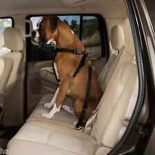 SMALL-MEDIUM Dog Nylon SAFETY HARNESS Seat Belt Auto/Car *Adjustable*Heavy Duty