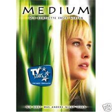 MEDIUM - Season 1 (4 DVD) Patricia Arquette NEU&OVP