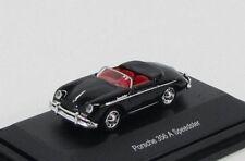 46260 Schuco HO (1;87) Porsche 356a d'epoca nera novita'