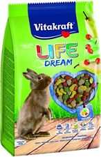 Vitakraft Life Aliment complet pour Lapin Nain