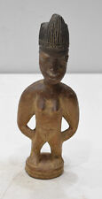 Statue African Ibeji Female Statue
