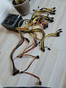 2000W Mining Netzteil ATX - Power Supply - 16 PCIe + 8 Molex + 8 SATA Anschluss!