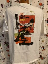 Vintage 2005 Jvc Jazz Music Festival T-shirt. Size Xl. Good condition!